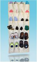 $23.99  Aristocrat Homewares Over the Door Shoe Rack