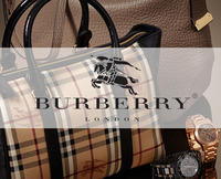 Up to 25% Off Burberry Designer Handbags, Watches & Sunglasses on Sale @ Ideeli
