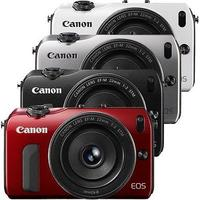 $249.99 Canon EOS-M Digital Camera