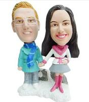 From $69 Bobble Head Doll for Individual or Couple Voucher