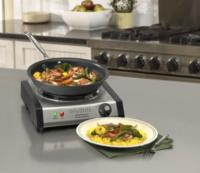 $34.95+Free Shipping (Manufacturer Refurbished) Waring Pro Countertop Portable Burner