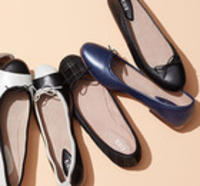 Up to 75% Off Bloch & More Ballet Flats on Sale @ Gilt