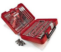 $12.49 Craftsman 100-PC Drilling and Driving Accessory Kit ACM1001