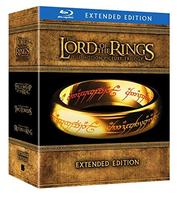 "$37.99 ""The Lord of the Rings: The Motion Picture Trilogy"" Extended Editions on Blu-ray"