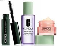 Free Eye Trio With Any $40 Purchase @ Clinique
