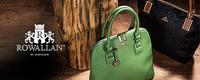 Up to 55% Off Rowallan Designer Handbags @ Ventee-Privee