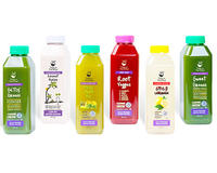 $89 Three-Day Juice Cleanse on Sale @ Rue La La