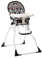 $37.31 Disney Flat Fold Deluxe High Chair, Classic Mickey