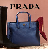Up to 47% Off Prada Designer Handbags, Shoes & Wallets on Sale @ Ideeli