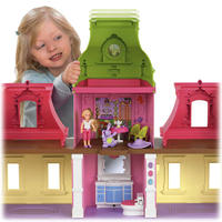 $49.00 Fisher-Price Loving Family Dream Dollhouse