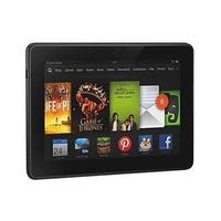 "$149.99 Amazon Kindle Fire HDX 7"" Tablet – 16GB With Special Offers"