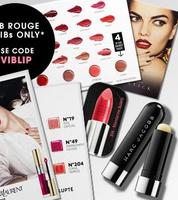 VIB Rouge & VIBs only: Sample the latest lip hybrids with Any $35 Purchase + 4X Points @ Sephora