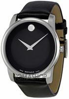 $225.00 Movado Museum Mens Watch 0606502