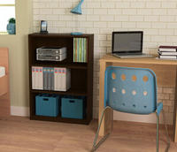 $18.00 Ameriwood 3-Shelf Bookcase(4 colors)