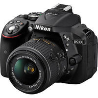 $679.99 Nikon D5300 24.2 MP CMOS Digital SLR Camera w/ Nikon 18-55mm VR II AF-S DX Lens