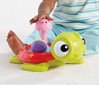 $9.46 Fisher-Price Disney Amazing Animals Whirling Round Squirt