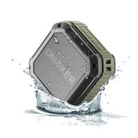 $19.99 Omaker M3 Outdoor Sport Rugged Square Design SplashProof & Shockproof Portable Bluetooth Speaker