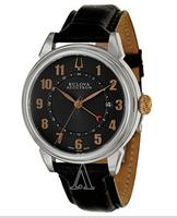 $378.00 Bulova Accutron Men's Gemini Watch 65B145