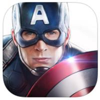 $0.00 Captain America: The Winter Soldier - The Official Game for iPhone, iPod touch, and iPad