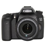 $1099.99 Canon EOS 70D DSLR Camera w/18-135mm STM f/3.5-5.6 Lens