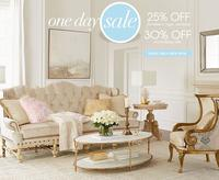 Extended! 25% Off or 30% Off One Day Sale @ Horchow