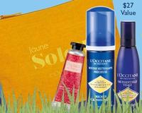 Enjoy Free Precious Summer Essentials  with any $85 Purchase @L'Occitane