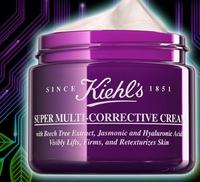 2 free Deluxe Samples  with any Super Multi-Corrective Cream or Eye-Opening Serum  purchase @ Kiehl's