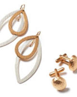Free Set of Stephanie Kantis Earrings or Cufflinks with Regular-price Men's or Women's Apparel, Accessories, Shoes, Handbags and Jewelry orders over $350 @ CUSP by Neiman Marcus