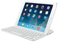 $29.99 Logitech Ultrathin Keyboard Cover for iPad Air, White