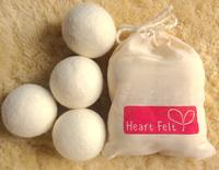 $13.73 Wool Dryer Balls With Free Gift Bag