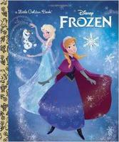 $2.17 Frozen Little Golden Book (Disney Frozen) Hardcover