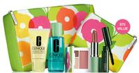 Free 7-piece gift   with any Clinique purchase of $27 or more @ Carson's