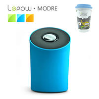 $22.99 Lepow - Modre Wireless Bluetooth Speaker