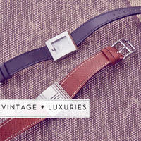 As Low As $1100 Vintage Cartier & More Luxury Watches on Sale @ Gilt
