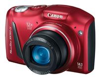 $39.99 Refurb Canon PowerShot SX150 IS 14MP 12x Camera