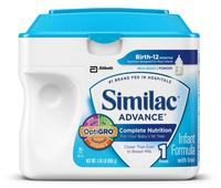 From $117.85 Select Similac Formula(Pack of 6)