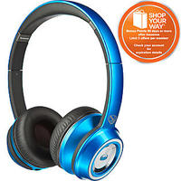 $119.99 Monster Cable NCredible NTune On-Ear Headphones