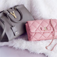 Up to 30% Off Salvatore Ferragamo, Saint Laurent & More Soft-Hued Desigener Handbags & Wallet on Sale @ Rue La La