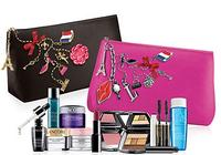 FREE 7-Pc. Gift  with $35 Lancome purchase + MORE GIFT with $75 beauty purchase