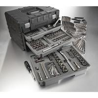 $138.96 Craftsman 250 pc. Mechanics Tools Set with 3 Drawer Case