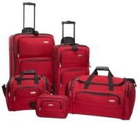$75.00 5-Piece Samsonite Travel Set Luggage