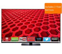 $849.99 VIZIO 60 Inch E600i-B3 LED Smart TV + $250 Dell PROMO eGift Card
