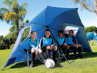 $29.99 Sport-Brella Umbrella - Portable Sun and Weather Shelter