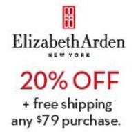 DEALMOON EXCLUSIVE! 20% Off + Free Shipping with ANY $79 Purchase VIP Beauty Event @ ElizabethArden