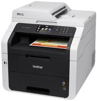 $255.00 Brother Printer MFC9330CDW Wireless All-In-One Color Printer with Scanner, Copier and Fax