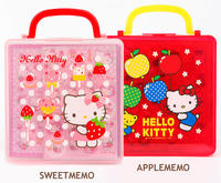 Free Hello Kitty Memo Set with orders over $45 @ Sanrio