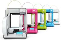 $579.99 3D Systems Cubify Cube 3D Printer 381000
