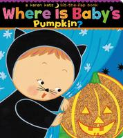 $3.20 Where Is Baby's Pumpkin? (Karen Katz Lift-the-Flap Books)