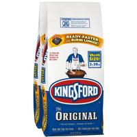 $8.99 Kingsford Original Charcoal Briquets 20 lb. (2-Pack)