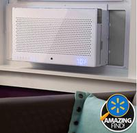 $177 Quirky + GE Aros Smart Window Air Conditioner PAROS-WH01